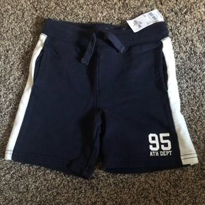 Boys athletic shorts/sweatshorts